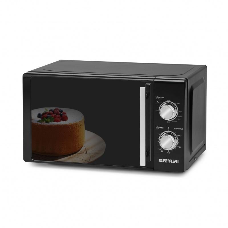Allblack forni microonde cottura g3ferrari - Forno con microonde ...